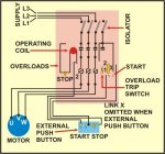 Alstom induction motor control gear 25 connection diagram for direct on line contactor starter asfbconference2016 Choice Image